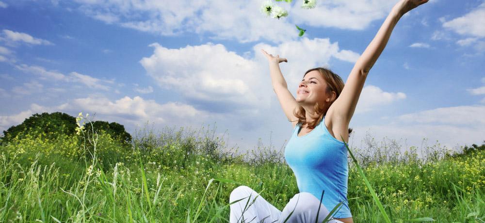 Gezondheid is de vrijheid van het leven!